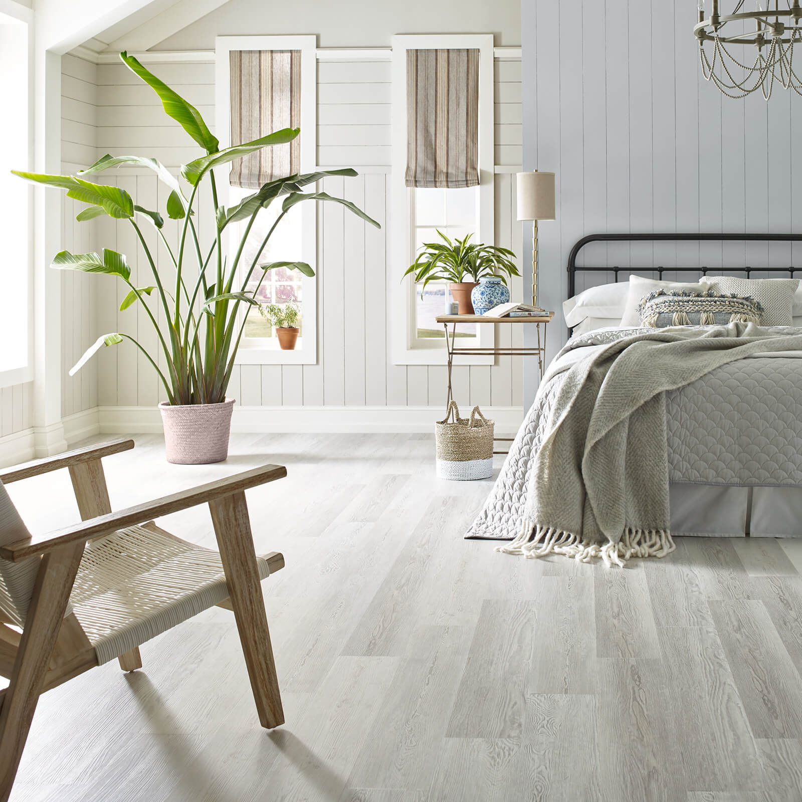 Bedroom vinyl flooring | Flooring By Design