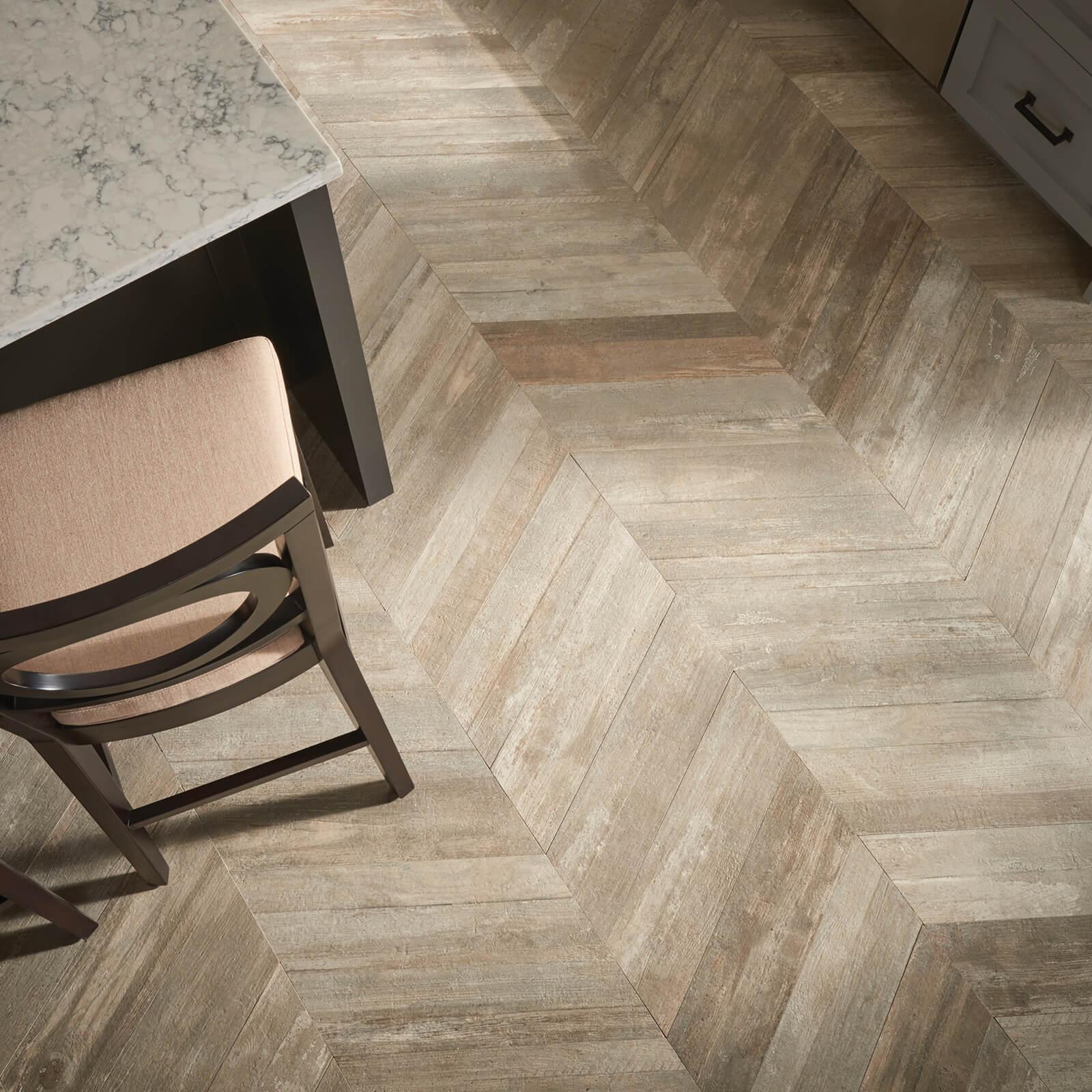 Glee chevron flooring | Flooring By Design