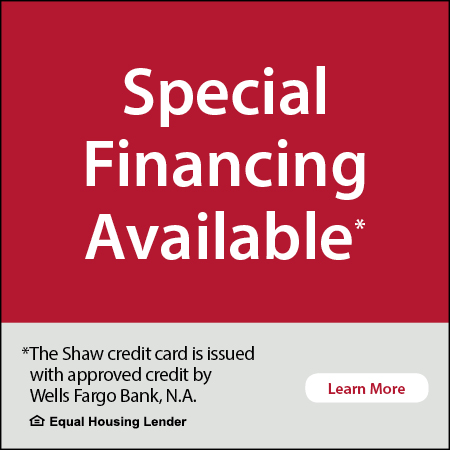 Special Financing Available | Flooring By Design