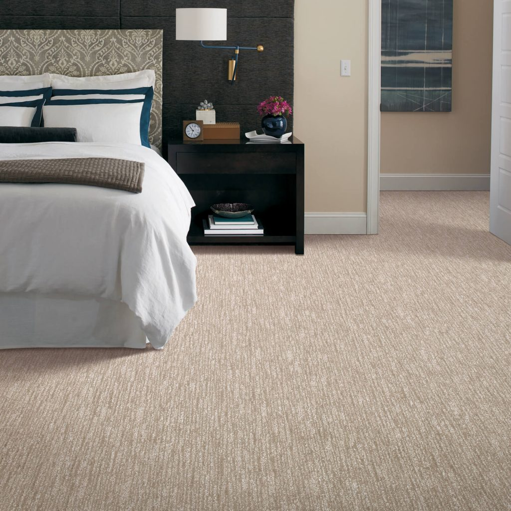 New Carpet in bedroom | Flooring By Design
